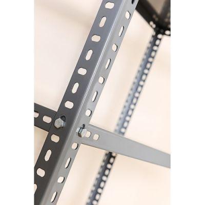 Çelik Raf 2'li 31x120x200 5 Katlı