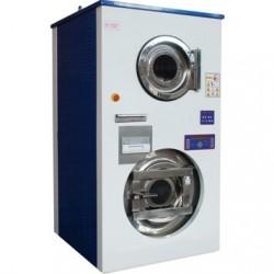 Vale Group - Kombi Çamaşır Yıkama Sıkma Kurutma Makinesi 10+10